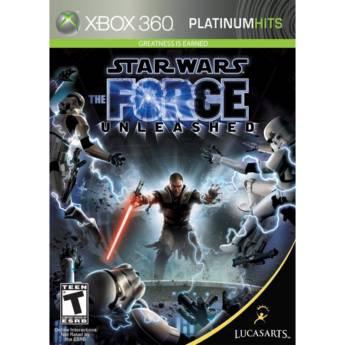 Comprar o produto de Star Wars: The Force Unleashed - XBOX 360 em Jogos Novos pela empresa IT Computadores, Games Celulares em Tietê, SP por Solutudo