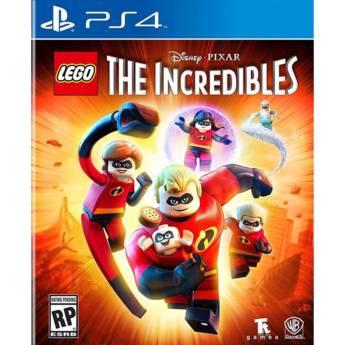 Comprar o produto de LEGO The Incredibles - PS4 em Jogos Novos pela empresa IT Computadores, Games Celulares em Tietê, SP por Solutudo