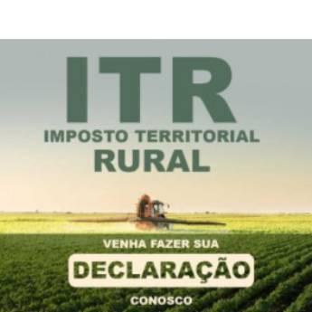 Comprar o produto de ITR-IMPOSTO TERRITORIAL RURAL em A Classificar em Botucatu, SP por Solutudo