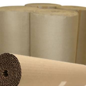 Comprar o produto de Bobina de Papelão Ondulado 1,20m kg em A Classificar pela empresa TRESKOS em Botucatu, SP por Solutudo
