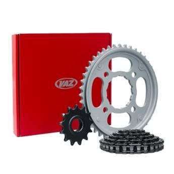 Comprar o produto de Relação CBX250 Twister Vaz Extreme em Pinhões pela empresa Couto Motos Racing em Botucatu, SP por Solutudo