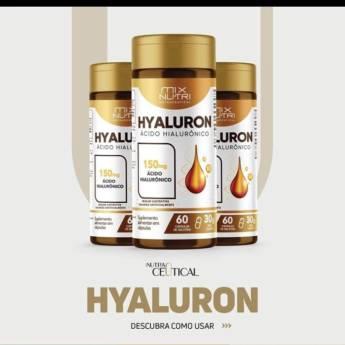 Comprar o produto de Ácido Hialurônico Mix Nutri                                                           em Produtos Naturais em Foz do Iguaçu, PR por Solutudo