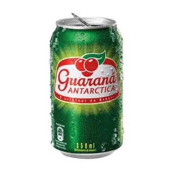 Comprar o produto de Guaraná lata 350 ml em Bebidas em Atibaia, SP por Solutudo
