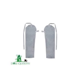 Comprar o produto de Mangote de raspa  em Vestimenta de Proteção pela empresa Dom Quixote Equipamentos de Proteção Individual em Jundiaí, SP por Solutudo
