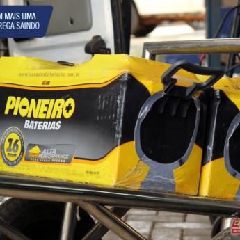 Bateria Pioneiro 180AH PREMIUM