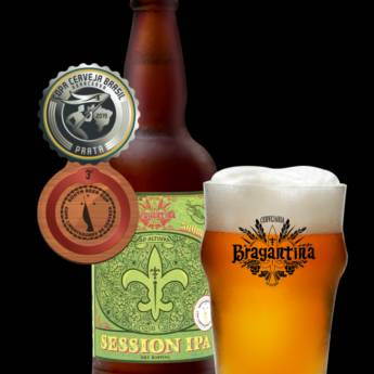 Comprar o produto de Cerveja • Bragantina Session Ipa em Cervejas em Atibaia, SP por Solutudo