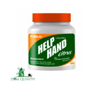 Comprar o produto de Creme Desengraxante Help Hand - 500ml em Cremes e protetor solar em Jundiaí, SP por Solutudo