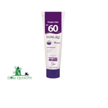 Comprar o produto de Protetor Solar Sunlau FPS 60 - 120g / 120ml  em Cremes e protetor solar pela empresa Dom Quixote Equipamentos de Proteção Individual em Jundiaí, SP por Solutudo