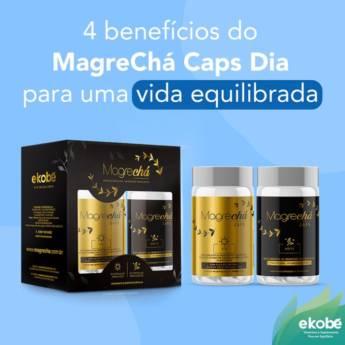 Comprar o produto de MagreCha Caps Dia e Noite (Ekobe)  em Produtos Naturais em Foz do Iguaçu, PR por Solutudo