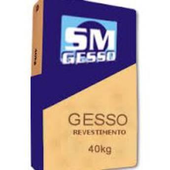 Comprar o produto de GESSO PARA REVESTIMENTO 40KG em Drywall pela empresa Maxcon Casa e Construção em Atibaia, SP por Solutudo