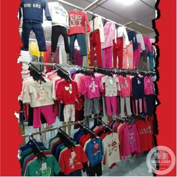 Comprar o produto de RUA- F  LOJA 15 - VALENTINA KIDS - Vários Modelos, Cores & Tamanhos em Moda Infantil pela empresa Mega Lojão do Brás em Jundiaí, SP por Solutudo
