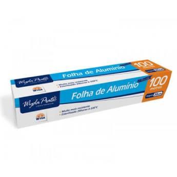 Comprar o produto de Rolo Alumínio 30cmx100m und em A Classificar pela empresa TRESKOS em Botucatu, SP por Solutudo