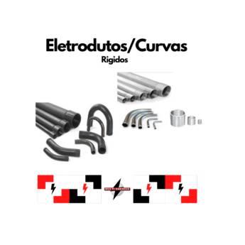 Comprar o produto de Eletrodutos/Curvas Rígidos em Materiais Elétricos pela empresa Multi Energia Instalações e Materiais Elétricos  em Atibaia, SP por Solutudo