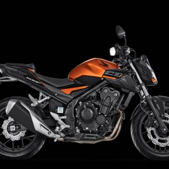 Comprar o produto de CB 500F ABS em Lojas de Motos em Botucatu, SP por Solutudo
