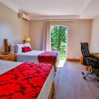 Comprar o produto de Apartamento Superior Duplo em Viagens e Turismo em Botucatu, SP por Solutudo