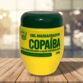 Comprar o produto de Gel Massageador Copaíba ( Soul) em Produtos Naturais pela empresa Viva Natural  em Foz do Iguaçu, PR por Solutudo
