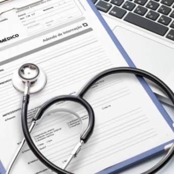 Comprar o produto de Prontuário médico e documentos em saúde em Direito Médico pela empresa Fabiana Duarte Advocacia  em Atibaia, SP por Solutudo