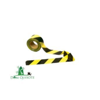 Comprar o produto de Fita Zebrada para demarcação de área em Sinalização pela empresa Dom Quixote Equipamentos de Proteção Individual em Jundiaí, SP por Solutudo