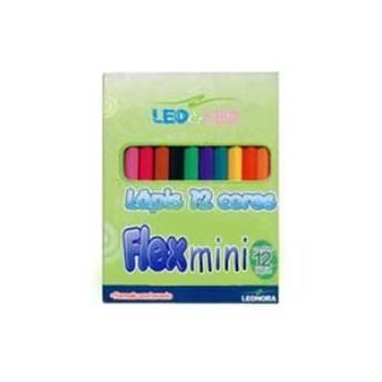 Comprar o produto de Lápis Mini Flex Leo&Leo em Canetas, Lápis e Afins pela empresa Eloy Festas em Jundiaí, SP por Solutudo