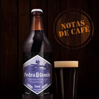 Comprar o produto de Cerveja • Pedra Grande Stout em Cervejas em Atibaia, SP por Solutudo