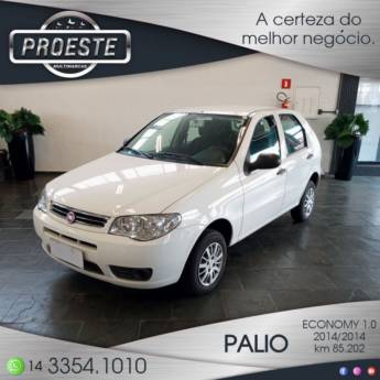 Comprar o produto de FIAT PALIO 1.0 ECONOMY FIRE em Concessionárias em Botucatu, SP por Solutudo