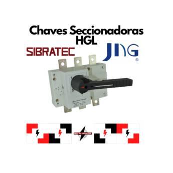 Comprar o produto de Chaves Seccionadoras HGL em Materiais Elétricos pela empresa Multi Energia Instalações e Materiais Elétricos  em Atibaia, SP por Solutudo