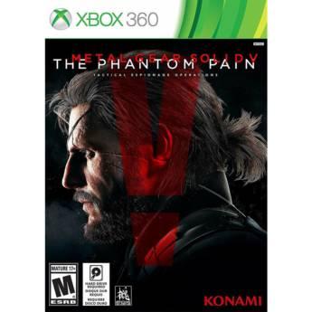 Comprar o produto de Metal Gear Solid V: The Phantom Pain - XBOX 360 em Jogos Novos pela empresa IT Computadores, Games Celulares em Tietê, SP por Solutudo