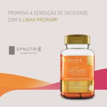 Comprar o produto de Óleo de Cartamo com Coco linha Premium  ( Upnutri) em Produtos Naturais em Foz do Iguaçu, PR por Solutudo
