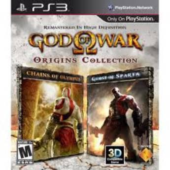 Comprar o produto de God of War Origins Collection - Ps3 (usado) em Jogos Usados em Tietê, SP por Solutudo