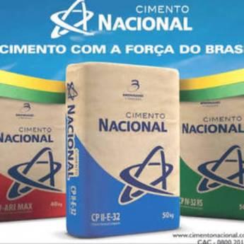 Comprar o produto de CIMENTO NACIONAL  em Cimento em Foz do Iguaçu, PR por Solutudo