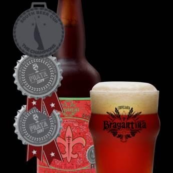 Comprar o produto de Cerveja • Bragantina Red Ipa em Cervejas em Atibaia, SP por Solutudo