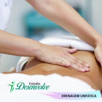 Comprar o produto de DRENAGEM LINFÁTICA em Massagem em Jundiaí, SP por Solutudo