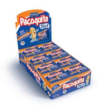 Comprar o produto de Paçoquita Diet Santa Helena  em Alimentos e Bebidas pela empresa Eloy Festas em Jundiaí, SP por Solutudo