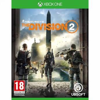 Comprar o produto de Tom Clancy's The Division 2 - XBOX ONE em Jogos Novos pela empresa IT Computadores, Games Celulares em Tietê, SP por Solutudo