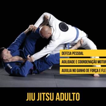 Comprar o produto de Aulas de Jiu Jitsu Adulto em Aulas e Cursos Esportivos em Jundiaí, SP por Solutudo