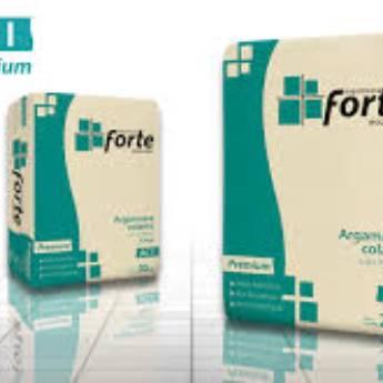 Comprar o produto de ARGAMASSA ACI 20 KG MARCA FORTE  em Argamassa - Rejunte em Foz do Iguaçu, PR por Solutudo