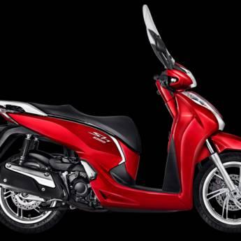 Comprar o produto de SH 300i em Lojas de Motos pela empresa Freire Motos em Botucatu, SP por Solutudo