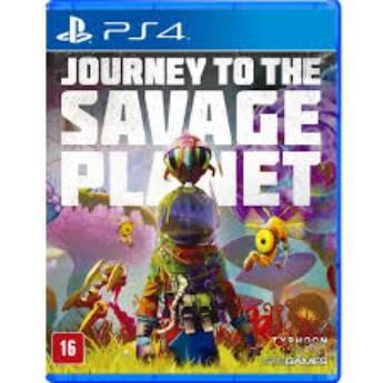 Comprar o produto de Journey to the Savage Planet - PS4 em Jogos Novos em Tietê, SP por Solutudo
