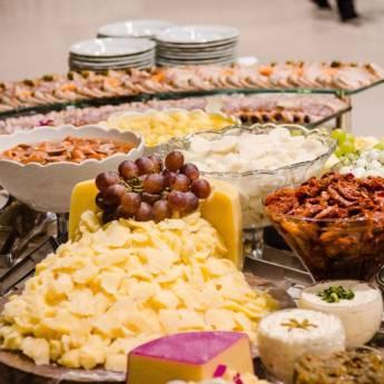 Comprar o produto de Mesa de Frios  em Gastronomia pela empresa Fazan Buffet em Americana, SP por Solutudo