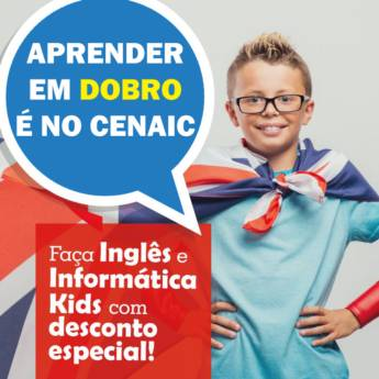 Inglês e Informática Kids