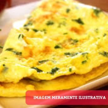 Comprar o produto de Omelete em Pratos Executivos em Atibaia, SP por Solutudo