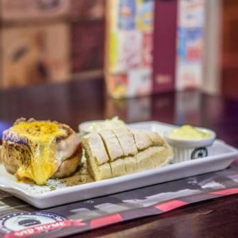 Comprar o produto de Lanche • Vulcano em Lanches pela empresa Old Home Burger Gourmet  em Atibaia, SP por Solutudo