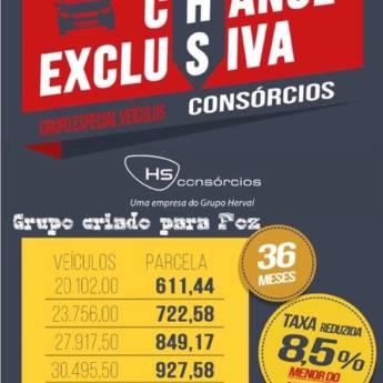 Comprar o produto de Plano Especial 36 Meses menor taxa do Brasil 8,6% em Outros Serviços em Foz do Iguaçu, PR por Solutudo