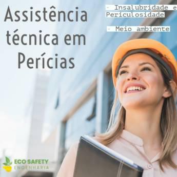 Comprar o produto de Assistência técnica em Perícias Trabalhistas (Insalubridade e Periculosidade) em Segurança do Trabalho em Americana, SP por Solutudo