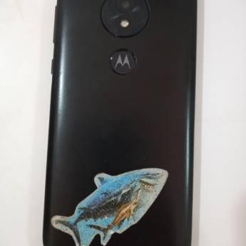Comprar o produto de Moto E5 Play 16 GB - 2 GB RAM - Preto em Usados em Botucatu, SP por Solutudo