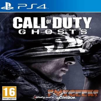 Comprar o produto de Call of Duty: Ghosts - PS4 (usado0 em Vídeo Games em Tietê, SP por Solutudo