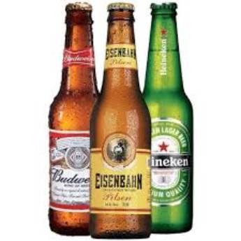 Comprar o produto de Cervejas Long Neck em Bebidas em Atibaia, SP por Solutudo