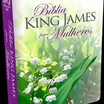 Comprar o produto de Bíblia King James Para Mulheres – Florida em Bíblias em Jundiaí, SP por Solutudo