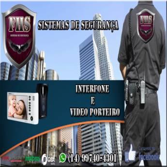 Comprar o produto de interfone/vídeo porteiro em Interfones em Botucatu, SP por Solutudo