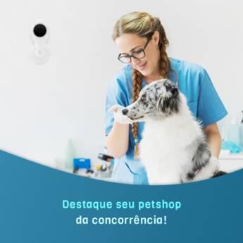 Comprar o produto de Câmera Wi-Fi para Pet Shop em Casa, Móveis e Decoração em Foz do Iguaçu, PR por Solutudo